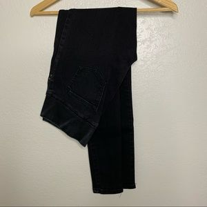 ASOS Maternity Sculpt Me skinny jeans size 4